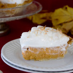 Sweet Potato Coconut Pie with Marshmallow Meringue | Taste and Tell