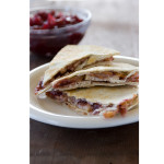 Sweet and Spicy Turkey Quesadillas