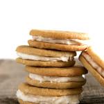 Caramel Creme Sandwich Cookies from www.tasteandtellblog.com