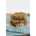 Lotus Blondies | www.tasteandtellblog.com