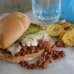 Saturdays with Rachael Ray – Sloppy Cubanos