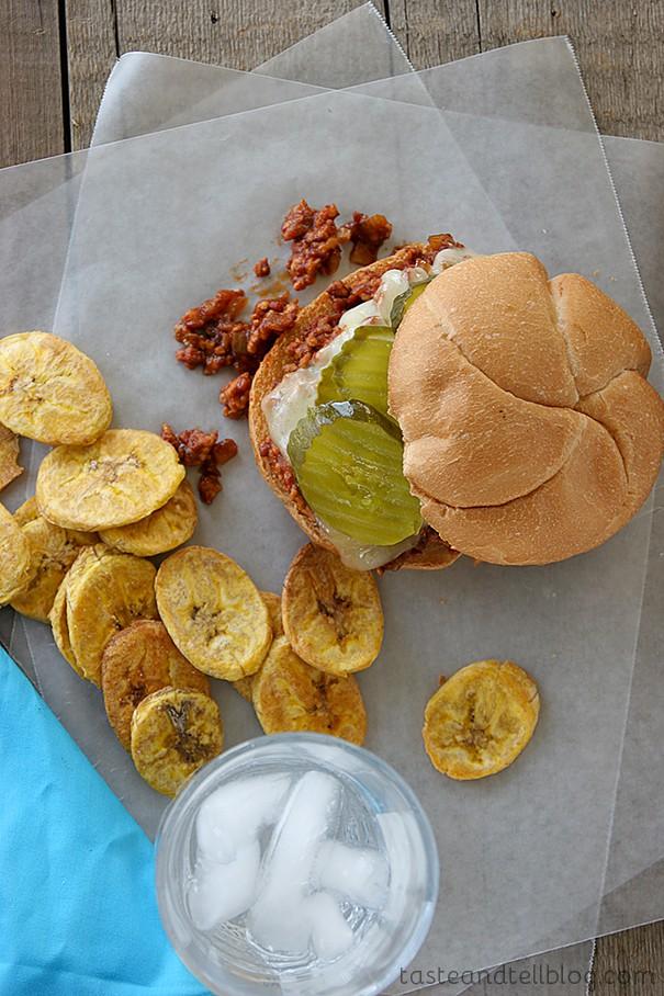 Sloppy Cubanos | www.tasteandtellblog.com