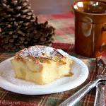 French Toast Souffle | www.tasteandtellblog.com