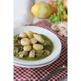 Italian Chicken and Dumplings | www.tasteandtellblog.com