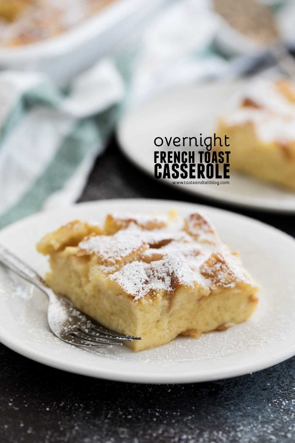 Best French Toast Casserole