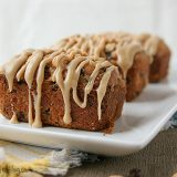Peanutty Chocolate Chip Banana Bread | www.tasteandtellblog.com