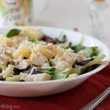 Pina Colada Salad | www.tasteandtellblog.com