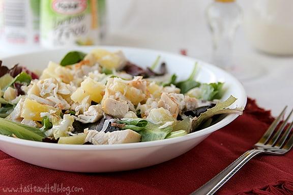 Piña Colada Salad