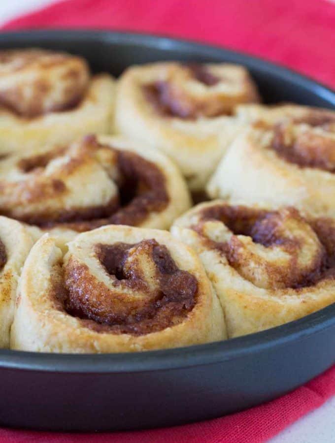 Cinnamon Biscuits