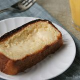 Saturdays with Rachael Ray – Condensed Milk Toast