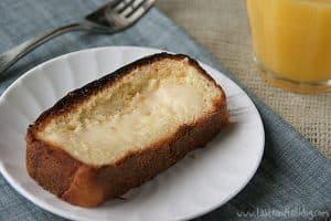 Condensed Milk Toast   www.tasteandtellblog.com