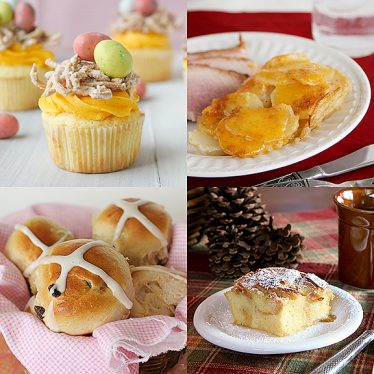 Easter Round Up | www.tasteandtellblog.com