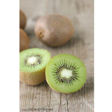 Kiwi Fruit | www.tasteandtellblog.com