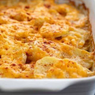 Easy Scalloped Potato Recipe