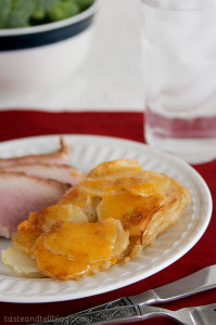 Scalloped Potatoes | Taste and Tell