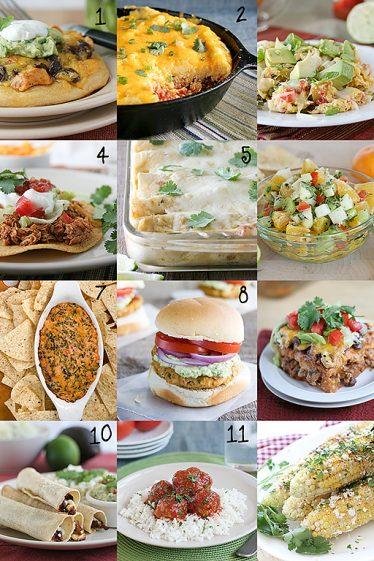 Cinco de Mayo Recipes | www.tasteandtellblog.com