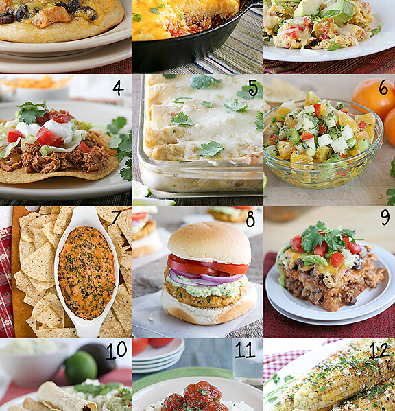 Cinco de Mayo Recipes | www.tasteandtellblog.com