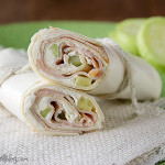Saturdays with Rachael Ray – Cucumber Ranch Turkey Wraps