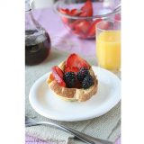 Saturdays with Rachael Ray – Berry Tasty Breakfast Cups