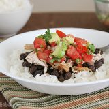 Burrito Bowls | www.tasteandtellblog.com