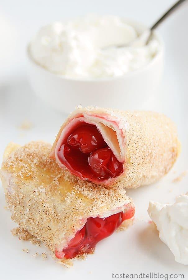 Cherry Empanadas