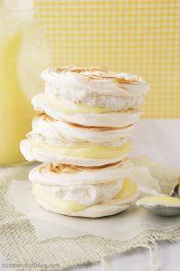 Lemon Meringue Hand Pies | www.tasteandtellblog.com