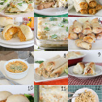 24 Ways to Use Shredded Chicken | www.tasteandtellblog.com