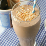 Coconut Patty Shake | www.tasteandtellblog.com