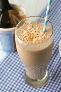 Coconut Patty Shake | www.tasteandtellblog.com