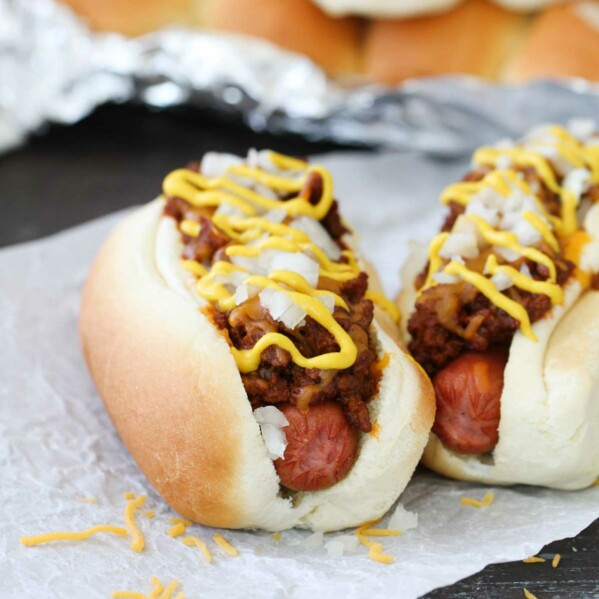 Coney Island Hot Dog Recipe