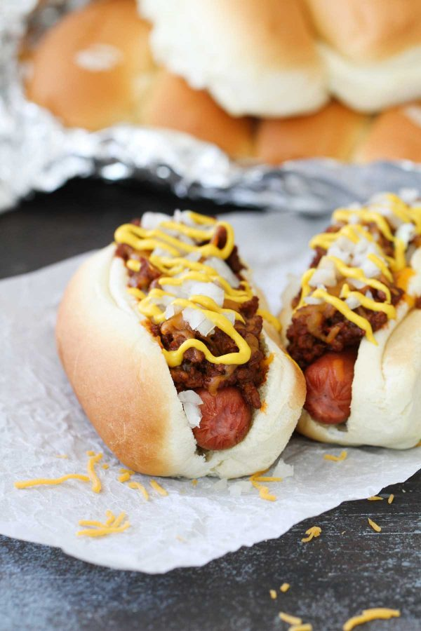 Coney Island Hot Dog Recipe Taste And Tell