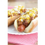 Saturdays with Rachael Ray – Coney Island Hot Dogs
