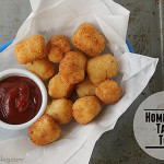 Homemade Tater Tots | Taste and Tell