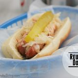 Reuben Dogs | Taste and Tell