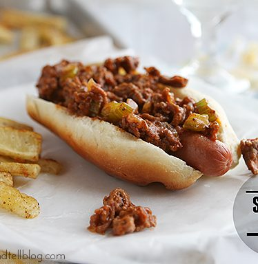 Sloppy Dogs | Taste and Tell