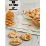 BBQ Chicken Dip | Taste and Tell
