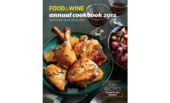 Food and Wine Annual Cookbook 2012