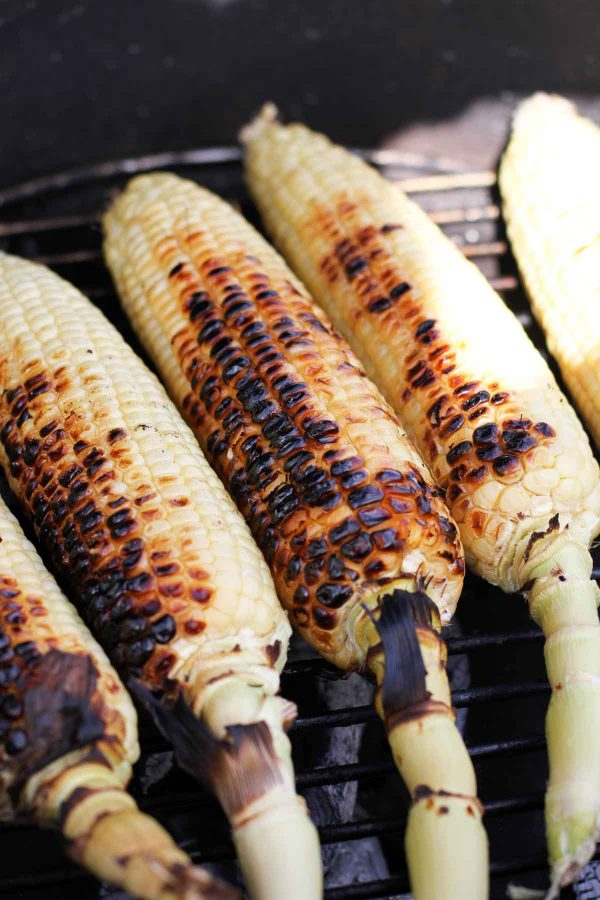 Recipe with Grilled Corn