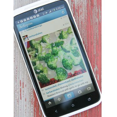 Favorite Foodie Apps - Instagram