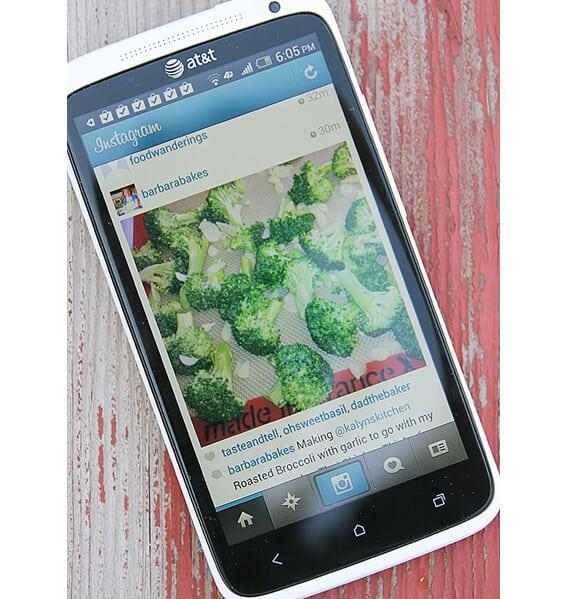 Favorite Foodie Apps - Instagram