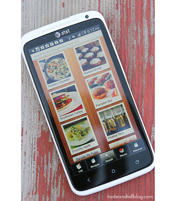 Favorite Foodie Apps - Ziplist