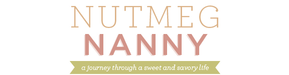 Blogger Spotlight with Nutmeg Nanny