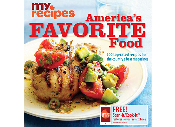 America's Favorite Food Cookbook | www.tasteandtellblog.com