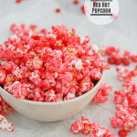 Fridays with Rachael Ray – Red Hot Popcorn