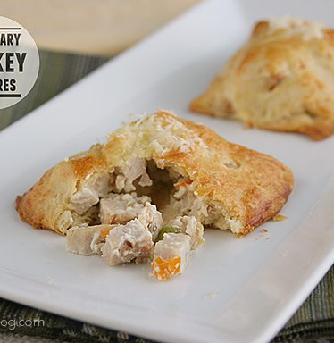 Rosemary Turkey Squares | www.tasteandtellblog.com #recipe #turkey