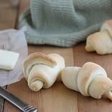 Butterhorns | www.tasteandtellblog.com