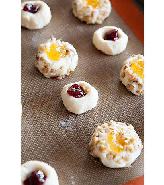 Holiday Cream Cheese Cookies 4 Ways Taste And Tell