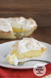 Lemon Meringue Pie | Taste and Tell