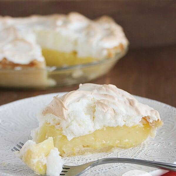 Lemon Meringue Pie | Taste and Tell
