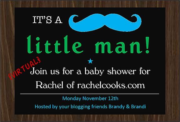 Rachels Baby Shower